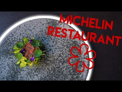 FILMER FOR MICHELIN RESTAURANT | VLOG 46