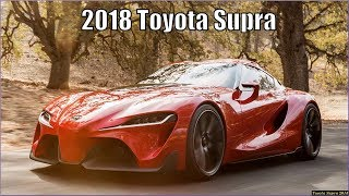 New Toyota Supra 2018 Review And Specs - Think Of It As A Lexus For Smokey Yunick