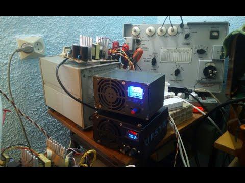 Зарядное устройство из компьютерного блока питания. Ремонт.