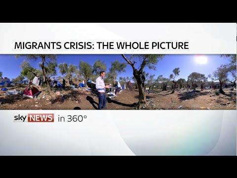 360° Video | Migrant Crisis: The Whole Picture
