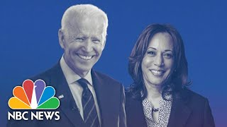 Kamala Harris Will Bring Energy, charisma To Joe Biden Campaign | NBC News