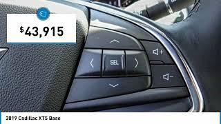 2019 Cadillac XT5 Escondido Ca 7190015
