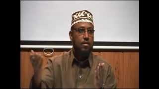 Mideeynta Dimaha iyo sida Islamku u arko Sh. Dr. Cali Maxamed Saalax