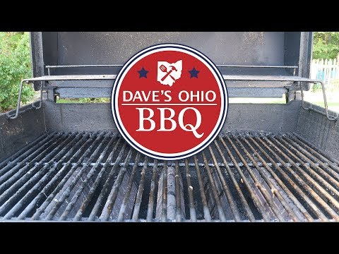 How to Clean a Gas Grill - Deep Cleaning the Weber
