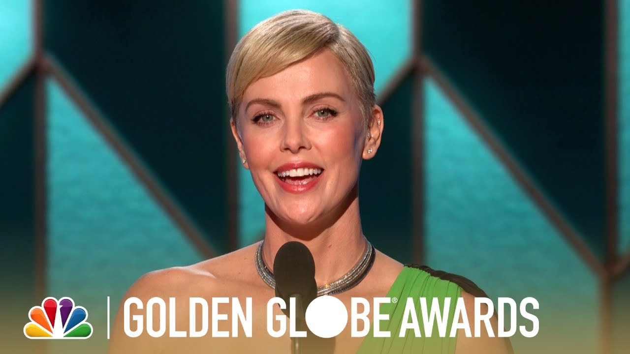 Oscars 2020: Charlize Theron goes for the fashion gold