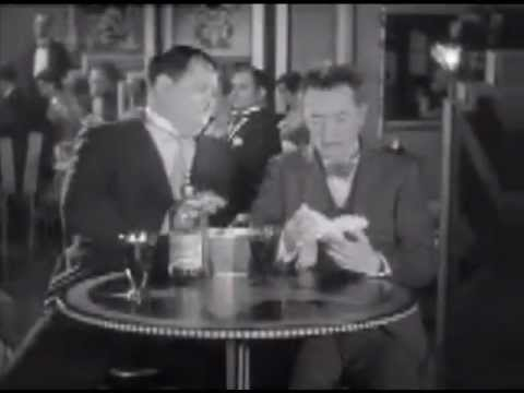 Laurel & Hardy - The Curse Of An Aching Heart