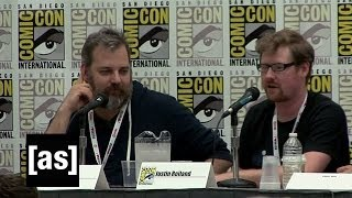 SDCC 2013 | Rick and Morty | Adult Swim