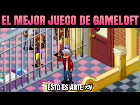 El Mejor juego de Gameloft es Miami Night 2