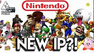 Nintendo Promises New Switch IP Are Coming in 2018!