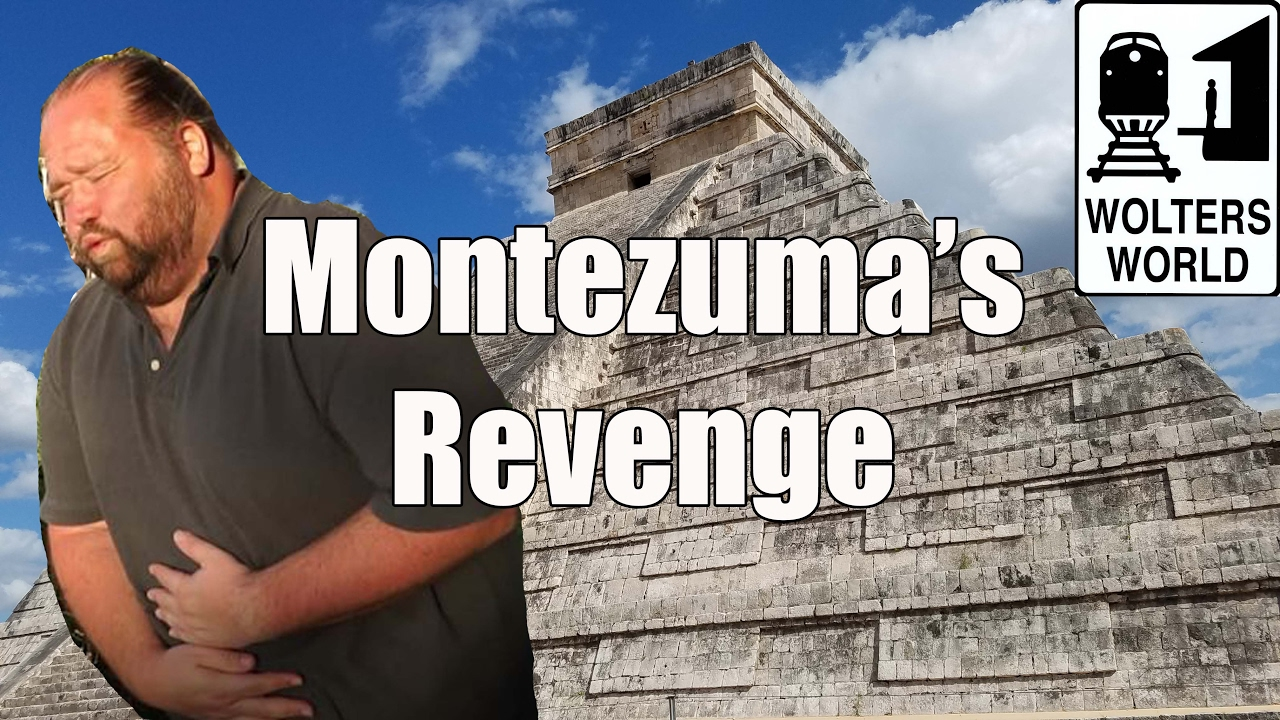 Montezuma's Revenge  How To Avoid Traveler's Diarrhea