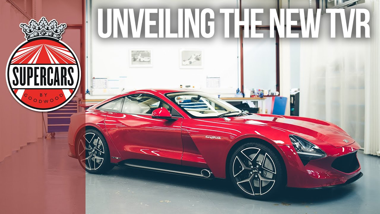 new 480bhp tvr griffith unveiled at revival youtube. Black Bedroom Furniture Sets. Home Design Ideas
