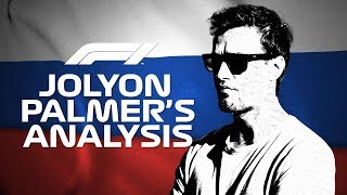 Tension at Ferrari, Lap 1 Chaos and More! Jolyon Palmer On The 2019 Russian Grand Prix