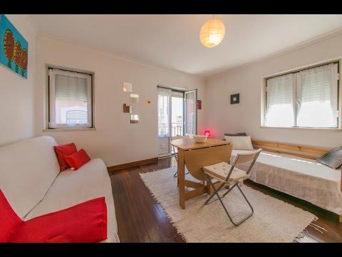 Super cool studio in Lisbon - Student Accommodation in Santa Apolónia