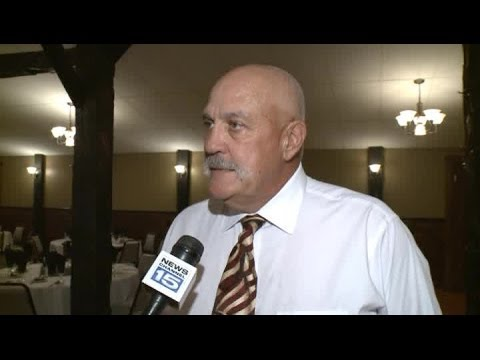 Russ Isaacs interview at Hall of Fame induction on 6/11/14.