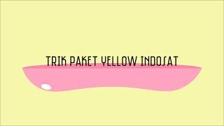 Kode Paket Yellow Indosat 1GB 1000 Terbaru 2019
