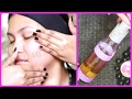 DIY face oil / how to make dull skin glow and radiant
