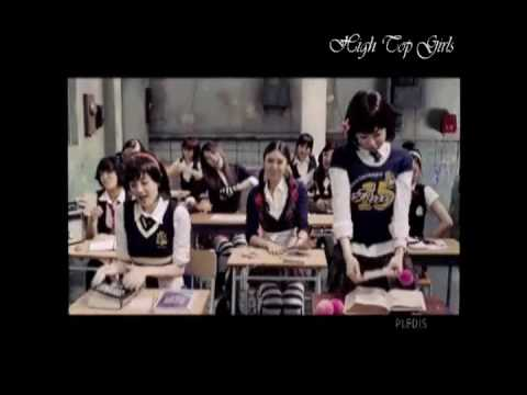 HighTopGirls After School AH! MV