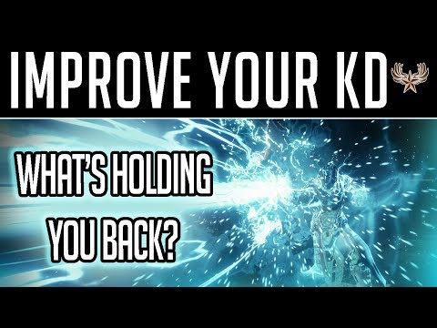 Tips to improve KD. Whats holding you back?
