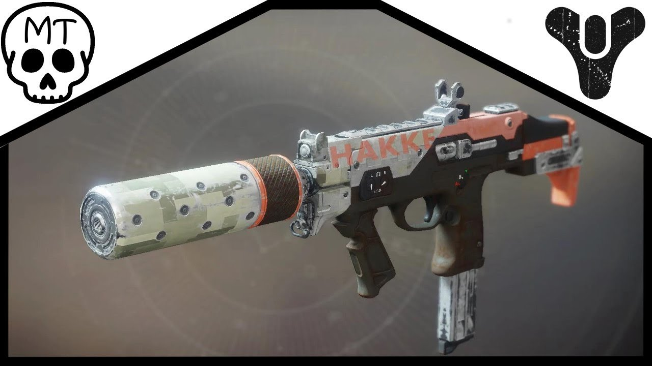 best smg in destiny 2