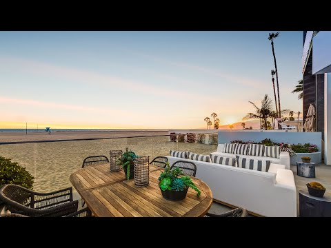 Beachfront Architectural Condo | 270 Palisades Beach Road #203, Santa Monica, CA 90402