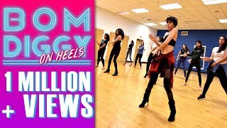 Bom Diggy (Dance Video) | Swara Dance | Bollywood On Heels