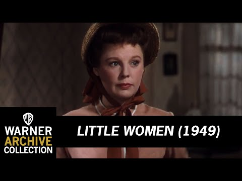 Little Women (1949) – Jo Sells Her Hair