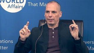 Yanis Varoufakis: Greece and The Future of the Eurozone