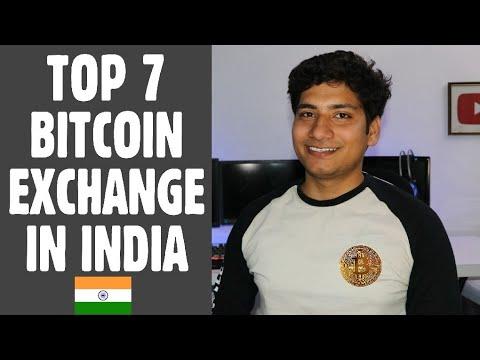 Top 7 Bitcoin Exchange In India- Navneet Kuwer
