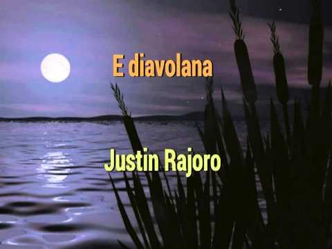 Justin Rajoro  E diavolana