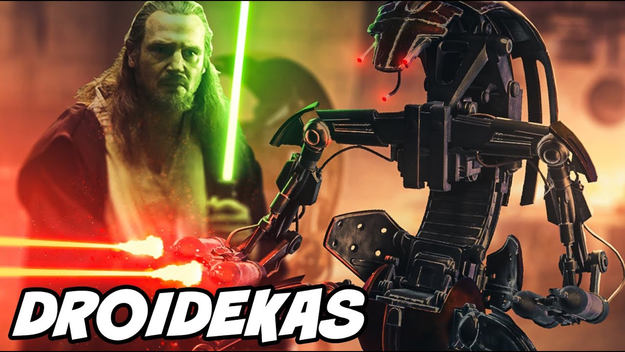 Top Facts About Droidekas - Star Wars Explained