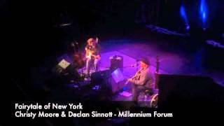Fairytale of New York - Christy Moore & Declan Sinnott