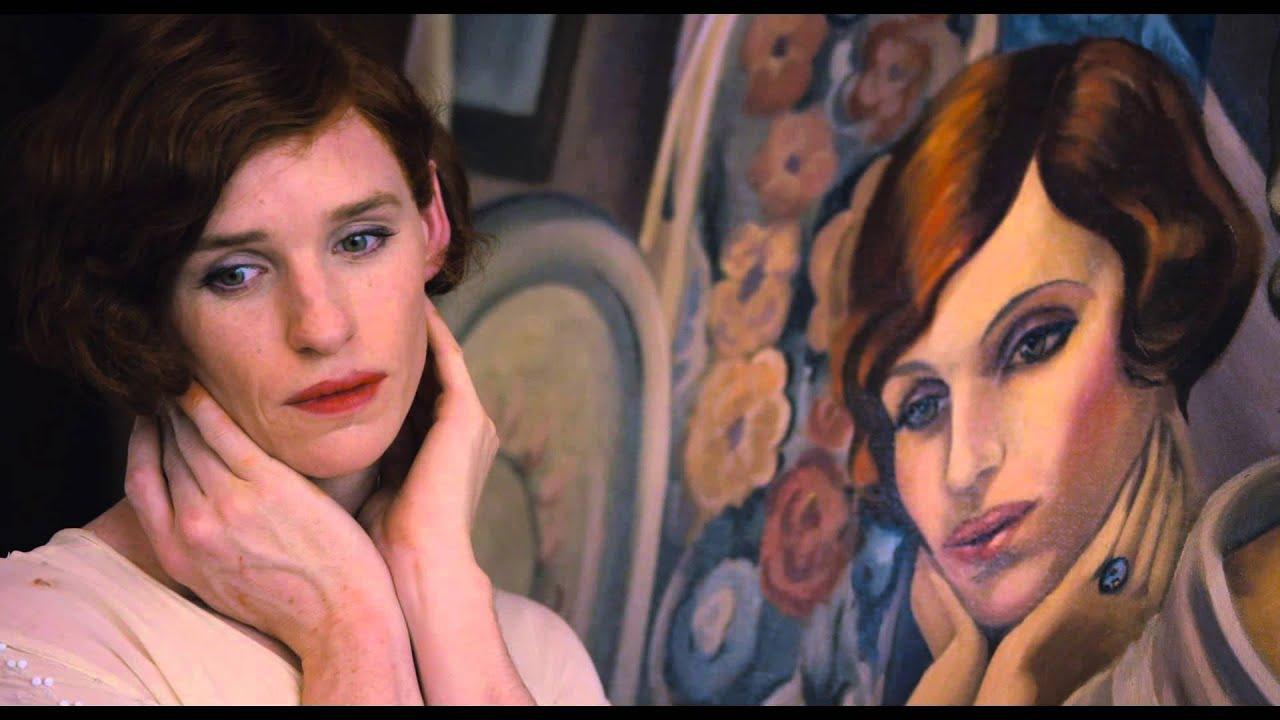 Девушка из Дании (2016). Дублированный трейлер