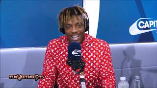 juice WRLD Freestyles to 'Till I Collapse' by Eminem