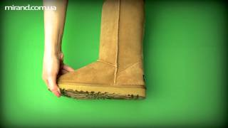 Женские сапожки UGG Classic Tall (обзор) УГГ Классик Тол