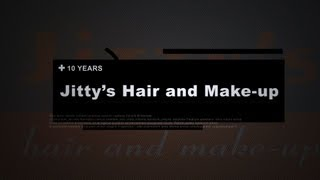 DOCUMENTARY ABOUT A STUNNING HAIRDRESSER: 10 years Jitty's Hair and Make-up