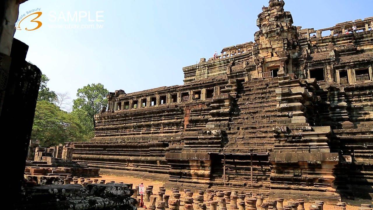 柬埔寨 CAMBODIA 吳哥窟 大吳哥城 巴戎廟 微笑高棉 美的因 BE V2 s K1121 - YouTube