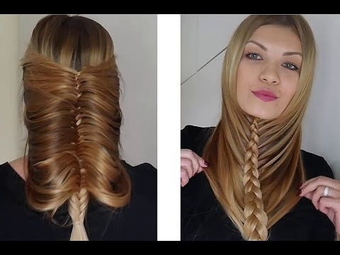 Hairstyle for short hair in the style of boho / boho chicиз YouTube · Длительность: 1 мин44 с