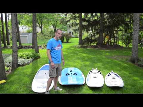 Windsurfing Board Overview