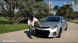 Prueba Toyota Corolla 2014 Espaol