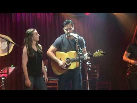 """Ramin Karimloo @ B.B. King NYC """"Could We Start Again Please?"""" with Jessie Linden"""