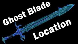 Skyrim: Secret Ghost Sword Location (Guide Ansilvund)