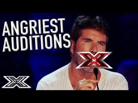 When Judges and Contestants ARGUE! | X Factor Global