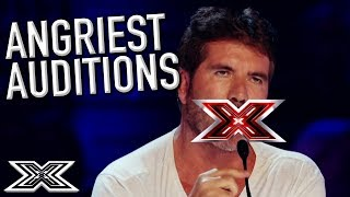 Download When Judges and Contestants ARGUE! | X Factor Global Mp3 and Videos