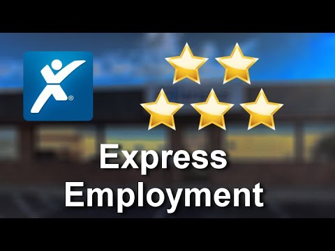 Express Employment Professionals of Watertown, SD | Remarkable5 Star Review by Katy W.