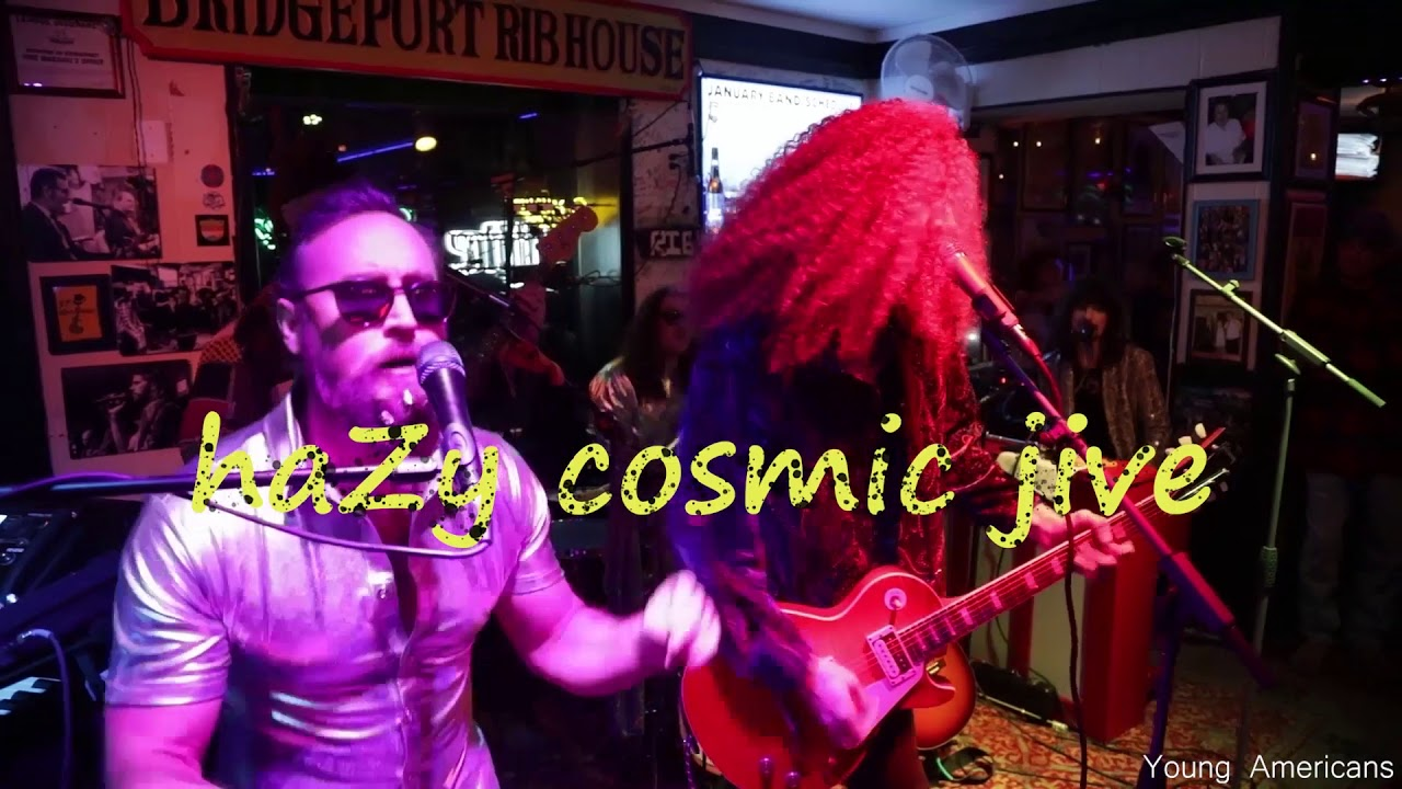 haZy cosmic jive ... the premier David Bowie Tribute Band