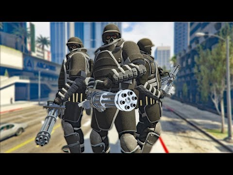 Make JUGGERNAUT BALLISTIC EQUIPMENT TAKEOVER! | GTA 5 THUG LIFE #146 Snapshots