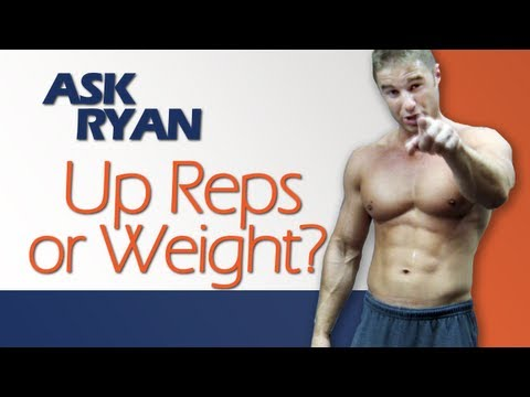 Increase reps or weight? Common Roadblock & Marine Corps Test
