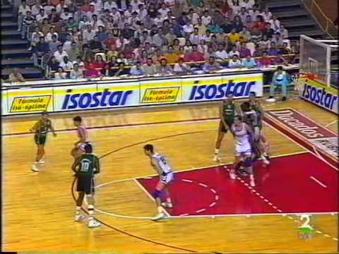 ACB Final 3 Partido 3 Real Madrid vs Montigala Juventut (2 parte)