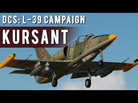 L-39 Albatros: Kursant campaign
