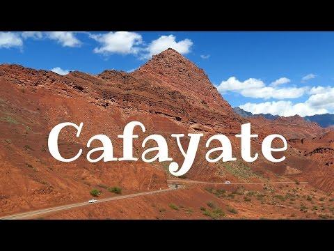 Visiting Cafayate, Argentina